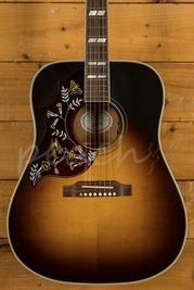 Gibson 2019 Hummingbird Vintage Sunburst - Left Handed