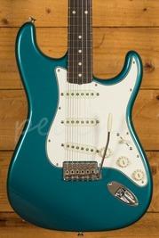 Fender Custom Shop - '62 Strat - NOS Ocean Turquoise