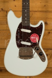 Squier Classic Vibe 60s Mustang Laurel Sonic Blue