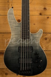 Schecter SLS Elite-5 Black Fade Burst