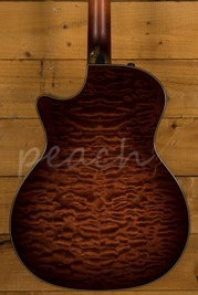 Taylor 614ce Limited Edition - Quilt Maple w/Torrefied Sitka Spruce