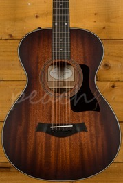 Taylor 322e 12-FRET Shaded Edgeburst Top