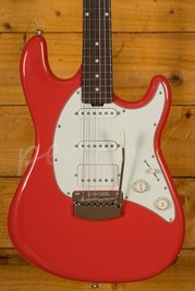 Music Man Cutlass HSS Coral Red Rosewood