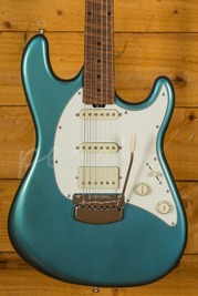 Music Man Cutlass HSS Vintage Turquoise Maple