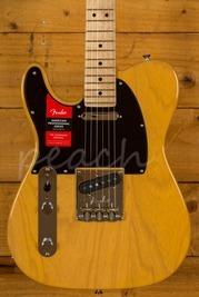 Fender American Pro Tele Maple Neck Butterscotch Blonde Left Handed
