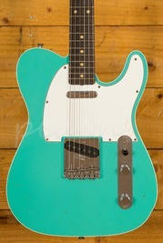 Fender Custom Shop 60 Tele Custom JRN CC Seafoam Green