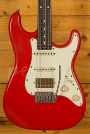 Schecter USA Custom Shop Traditional II Wembley Fiesta Red