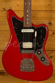 Fender Player Series Jaguar Pau Ferro Sonic Red