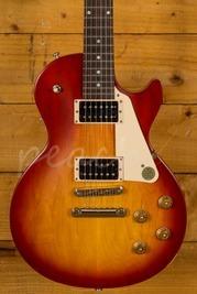Gibson USA 2019 Les Paul Studio Tribute Satin Cherry Sunburst