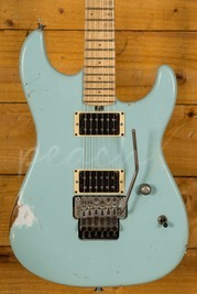 Friedman Cali Guitar Sonic Blue Maple HH