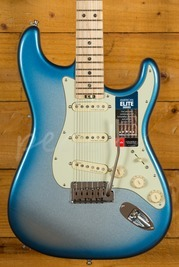Fender American Elite Strat MN - Sky Burst Metallic
