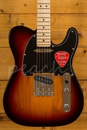 Fender American Special Telecaster - 3 Tone Sunburst - Maple Neck