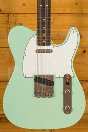 Fender Custom Shop 60s Tele Journeyman Relic Aged Surf Green