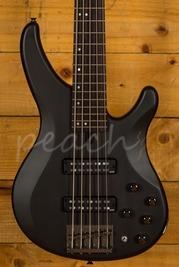 Yamaha TRBX505 5-String Bass Translucent Black