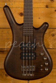 Warwick GPS Corvette $$ - Maple Antique Tobacco Satin