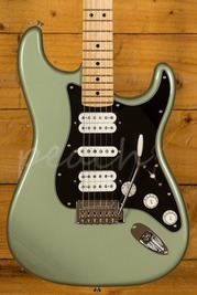 Fender Player Series Strat HSH Maple Sage Green Metallic
