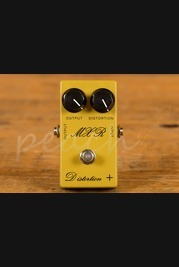 MXR Custom Distortion + Mustard