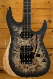 Schecter Reaper-6 Floyd Rose Charcoal Burst
