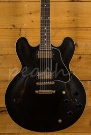Gibson ES-335 Dot Inlay - Graphite Metallic