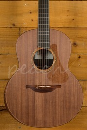 Lowden F-50 African Blackwood/Sinker Redwood