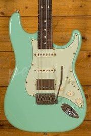 Suhr Classic S Antique Roasted - Surf Green