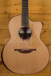 Lowden F-50c African Blackwood & Red Cedar