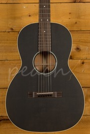 Martin 00-17S Black Smoke | Fishman Matrix Infinity VT Free Fitting