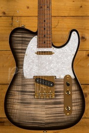 Suhr Classic T Deluxe - Trans Charcoal Burst