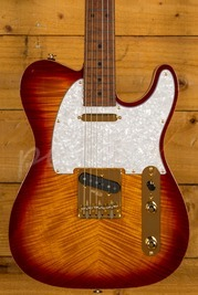 Suhr Classic T Deluxe - Aged Cherry Burst