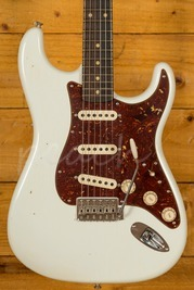 Fender Custom Shop 59 Journeyman Relic Strat Olympic White