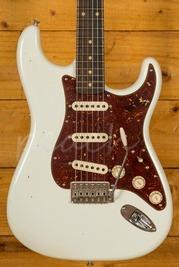 Fender Custom Shop 59 Journeyman Relic Strat Olympic White