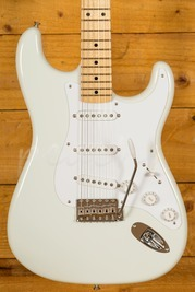 Fender Custom Shop 59 NOS Strat Olympic White Maple neck