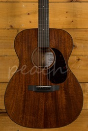 Martin Custom Shop Sinker Mahogany 000 Limited Edition - Sinker Top