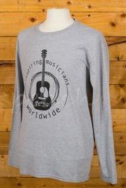 C F Martin Clothing Long Sleeve T-Shirt Inspiration