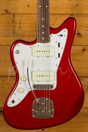 Fender Japan Traditional 60's Jazzmaster Left Handed Candy Apple Red