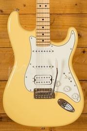 Fender Player Series Strat HSS Maple Neck Buttercream