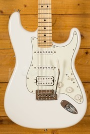 Fender Player Series Strat HSS Maple Neck Polar White