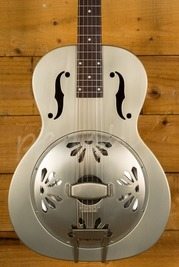Gretsch G9201 Honeydipper Resonator Metal Round Neck