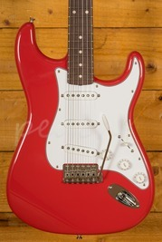 Fender Custom Shop 61 Strat NOS RW Fiesta Red