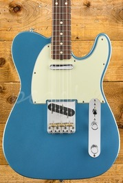 Fender Vintera 60s Tele Mod Pau Ferro Lake Placid Blue