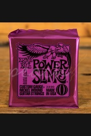 Ernie Ball Power Slinkys 11's