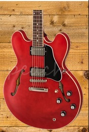 Gibson ES-335 - Satin Faded Cherry