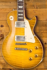 Gibson 60th Anniversary 1959 Les Paul Standard VOS Green Lemon Fade