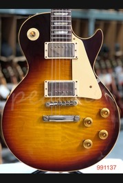 Gibson Custom 60th Anniversary 59 Les Paul Southern Fade VOS NH