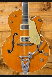 Gretsch G6120T-BSSMK Brian Setzer Nashville Hollow Body '59 Smoke