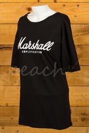 Marshall Women's Script Logo T-Shirt