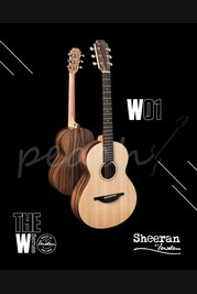 Sheeran by Lowden W-01