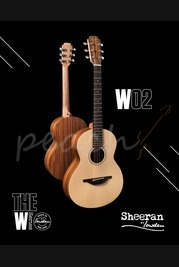 Sheeran by Lowden W-02