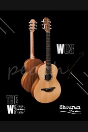 Sheeran by Lowden W-03