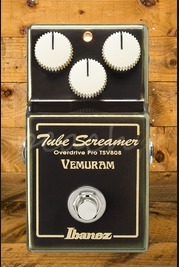 Ibanez TSV808 Overdrive - Ibanez/Vemuram Tubescreamer Collaboration